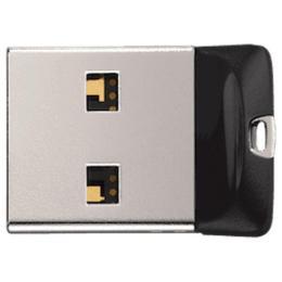 SANDISK 32GB Cruzer Fit USB 2.0