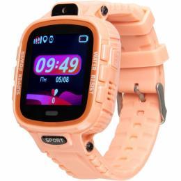 Gelius Pro GP-PK001 (PRO KID) Pink Kids smart watch, GPS
