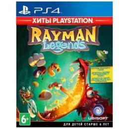 SONY Rayman Legends (Хиты PlayStation) [PS4, русская ве