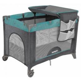 BabyHit H27-2A18 Grey с пеленальным столиком