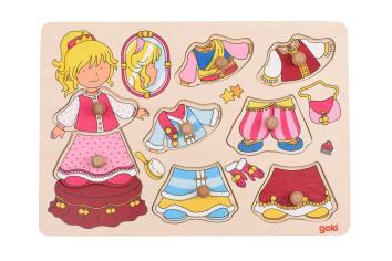 Goki Одень принцессу