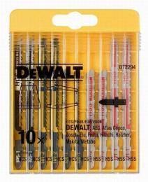 DeWALT DT2294, по металлу, дереву, 10шт.