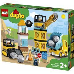 LEGO Duplo Town Сокрушительный шаровой таран 56 деталей