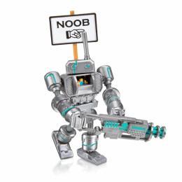Jazwares Roblox Imagination Figure Pack Noob Attack - Mech
