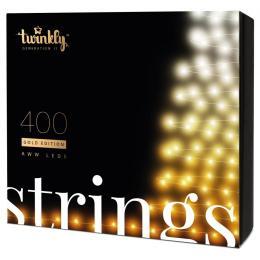 Twinkly Smart LED Strings AWW 400, BT + WiFi, Gen II, IP44
