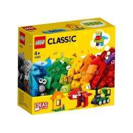 LEGO Classic Кубики и идеи 123 детали