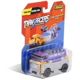 TransRacers 2-в-1 Туристический & Школьный автобус