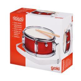 Goki барабан червоний