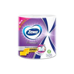 Zewa Jumbo Premium 3 слоя 1 рулон 230 отрывов