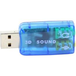 Dynamode USB 6(5.1) blue