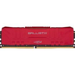 Micron DDR4 32GB 3200 MHz Ballistix Red