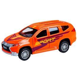 Технопарк Mitsubishi Pajero Sport Красная