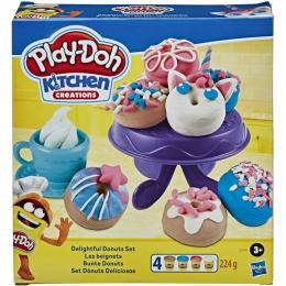 Hasbro Play Doh Блюдо от шефа