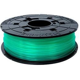 XYZprinting PLA(NFC) 1.75мм/0.6кг Filament, Clear Green