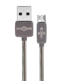 Remax USB 2.0 AM to Micro 5P 1.0m tarnish