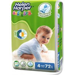 Helen Harper Soft&Dry Maxi 7-18 кг 72 шт