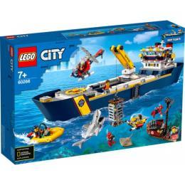 LEGO City Океан: исследовательское судно 745 деталей