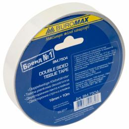 BUROMAX double-sided, 18mmХ10m