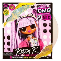 L.O.L. Surprise! серии O.M.G. Remix- Королева Китти
