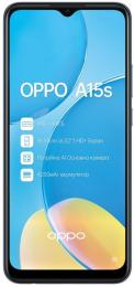 Oppo A15S 4/64GB Dynamic Black