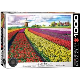 EuroGraphics Поле тюльпанов в Нидерландах 1000 элементов