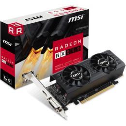 MSI Radeon RX 550 2048Mb LP OC