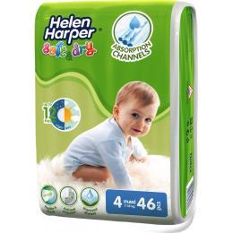 Helen Harper Soft&Dry Maxi 7-18 кг 46 шт
