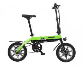 Maxxter MINI (black-green)