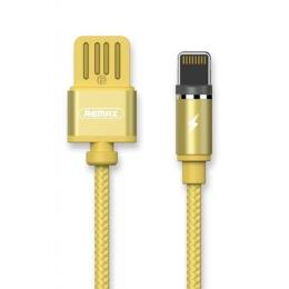Remax USB 2.0 AM to Lightning 1.0m Gravity series Magnet