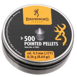 Umarex Browning Pointed Pellets 0,56 г 500 шт