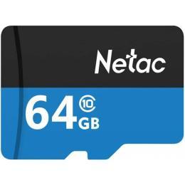 Netac 64GB microSD class 10 UHS-I U1