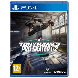 SONY Tony Hawk Pro Skater 1&2 [Blu-Ray диск] English ve