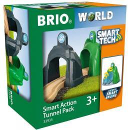 Brio World Smart Tech Набор тоннелей