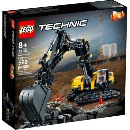 LEGO Technic Сверхмощный экскаватор