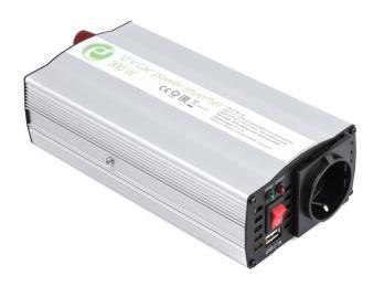 EnerGenie 12V/220V 300 Вт