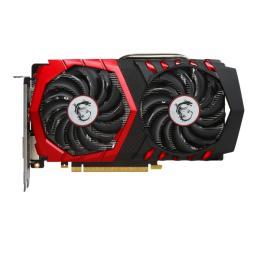 MSI GeForce GTX1050 Ti 4096Mb GAMING X