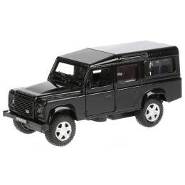 Технопарк Land Rover Defender Черный (1:32)