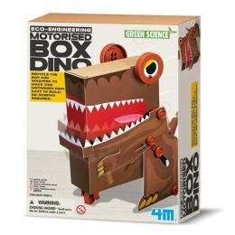 4М Динозавр з коробок
