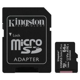 Kingston 64GB micSDXC class 10 A1 Canvas Select Plus