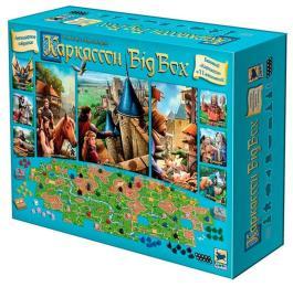 Hobby World Каркассон Big Box