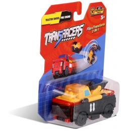 TransRacers 2-в-1 Экскаватор & Пожарная машина